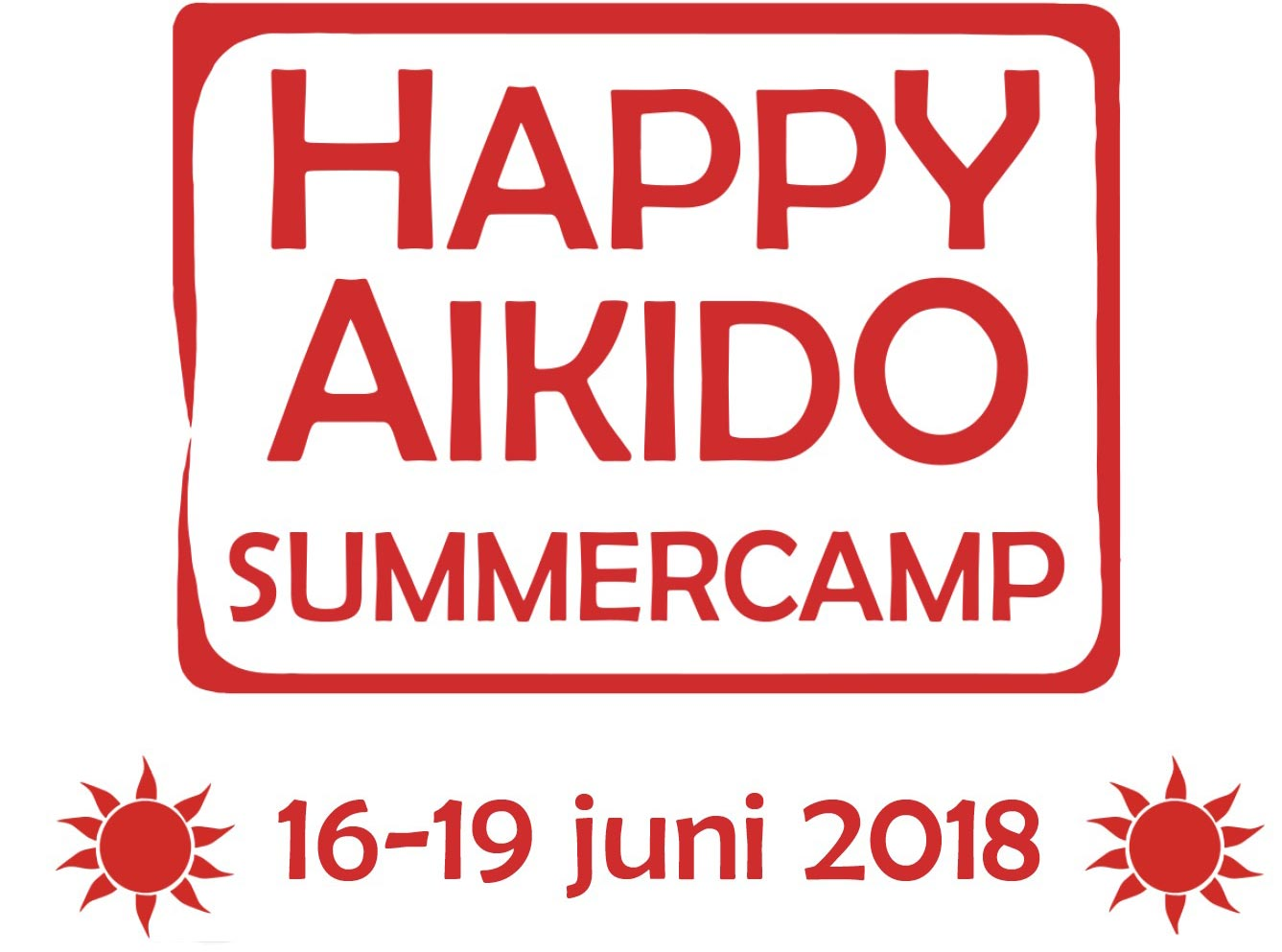 Happy Aikido Summer Camp 2018