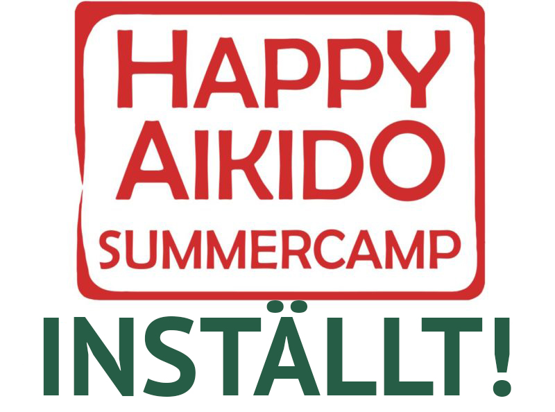 Happy Aikido Summer Camp 2020